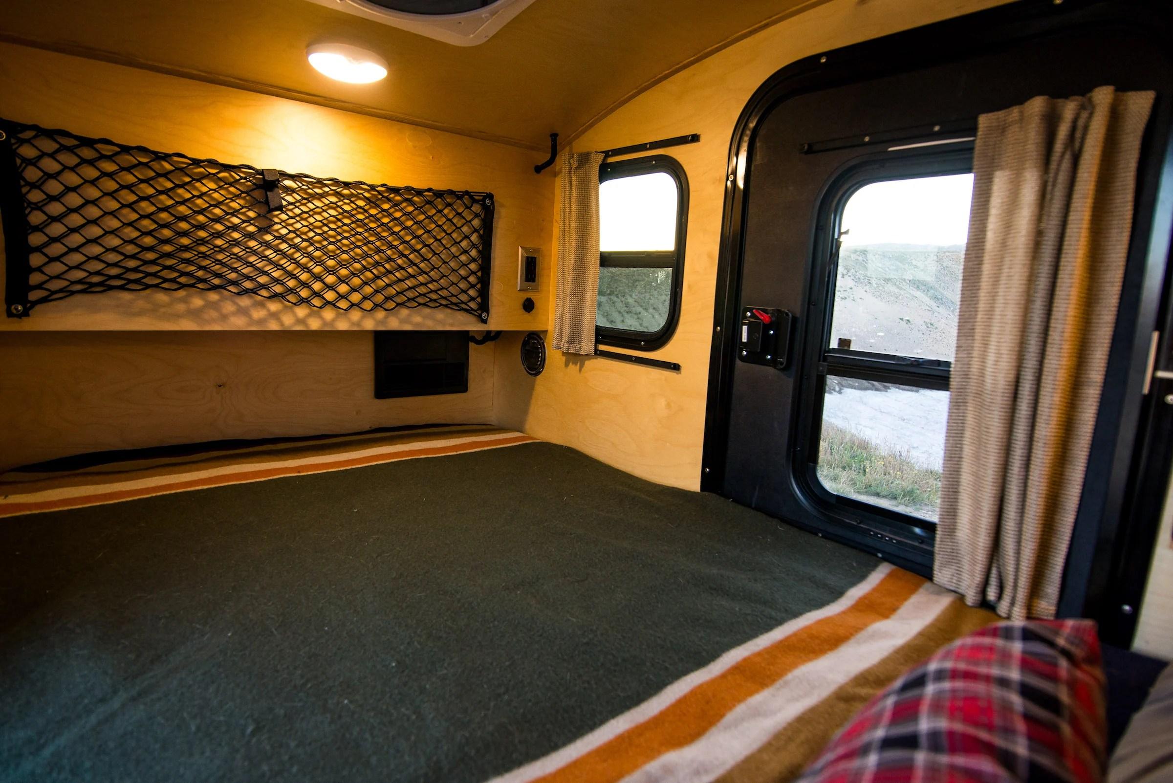 how to buy kitchen cabinets diy refinish timberleaf pika teardrop camper trailer - $11,750 usd
