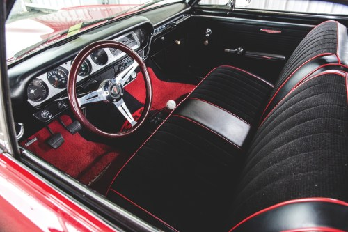 small resolution of pontiac gto chief camino interior