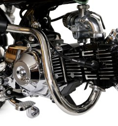 honda monkey bike cafe racer engine [ 1600 x 1067 Pixel ]