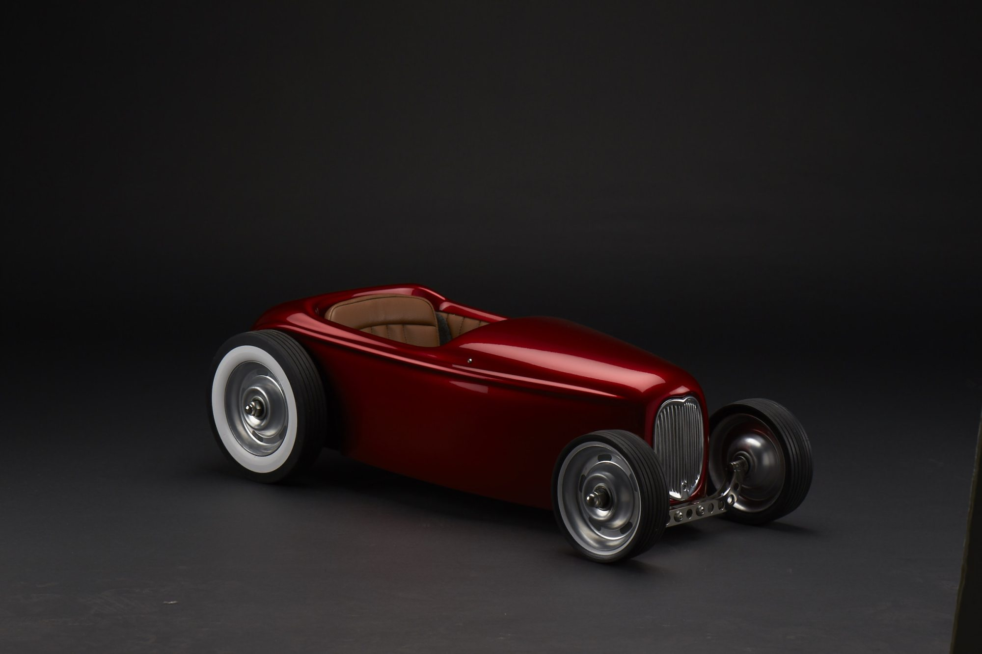 hight resolution of the chassis features a hot rod theme and has bent tube and creates a seamless mount system for the body