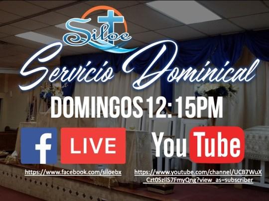 Sunday Service Promo