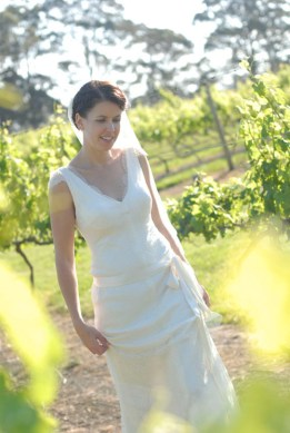 Get married among the vines at Silos Estate Winery - photo copyright Katie Rivers Photography