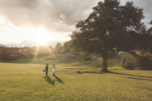 Weddings South Coast - they don't get much prettier than Silos Estate - photo copyright Red Berry Photography.