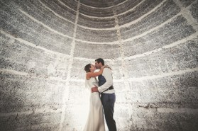 Silos Restaurant offers the historic silo as a an amazing backdrop - photo copyright Red Berry Photography