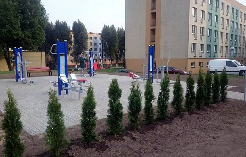 silownia Lwowska Sosnowiec 3