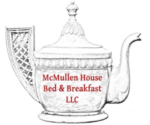 Example Logos, McMullen House Bed & Breakfast LLC