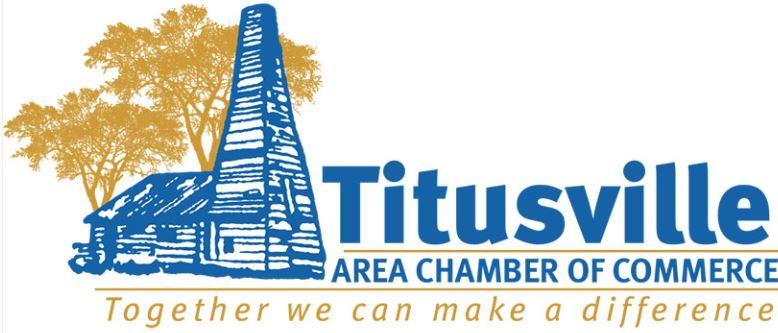 Titusville Area Chamber of Commerce Logo