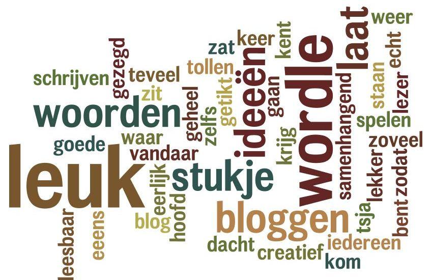 Creatief bloggen, doe je mee?