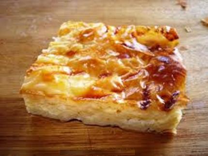 Tyropita: taart van kaas