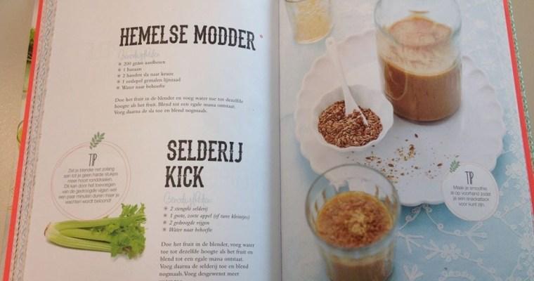Hemelse modder uit het boek 70 Groene Smoothies