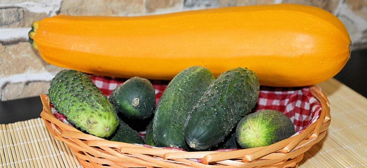 Courgette: een veelzijdige groente