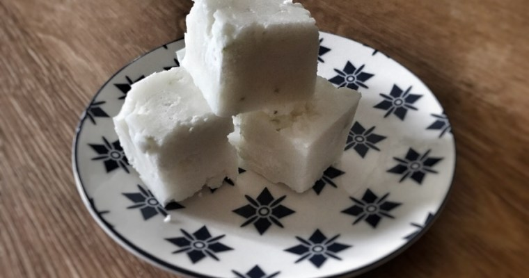 Kokosblokjes: lekker en goed tegen een energie-dipje