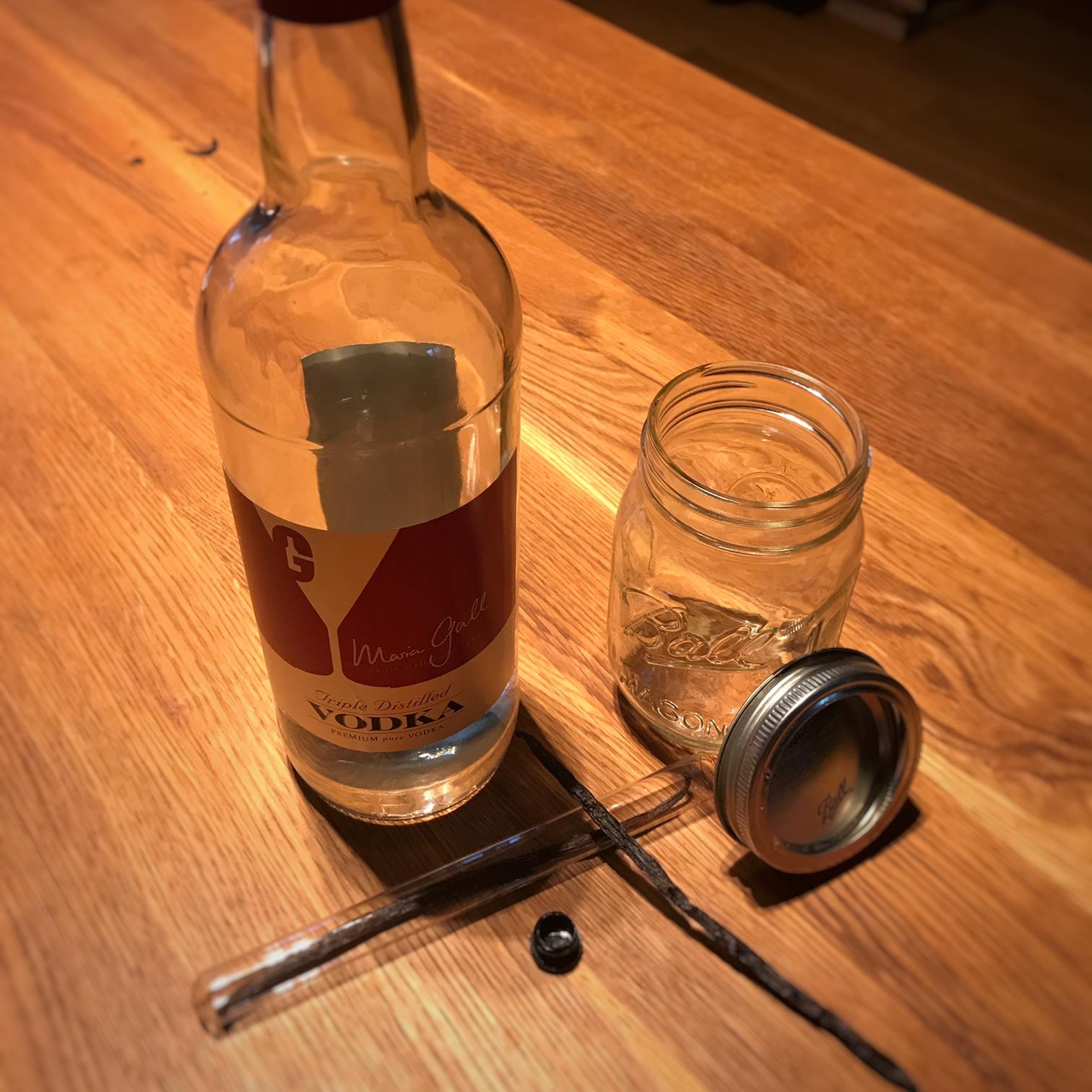 Zelf vanille-extract maken is heel makkelijk!