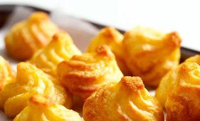 Wist jij dat het zo eenvoudig was om zelf pommes duchesse te maken?