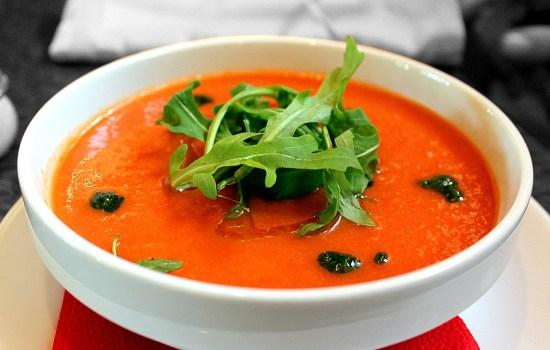 Gazpacho: een lekker koud soepie!