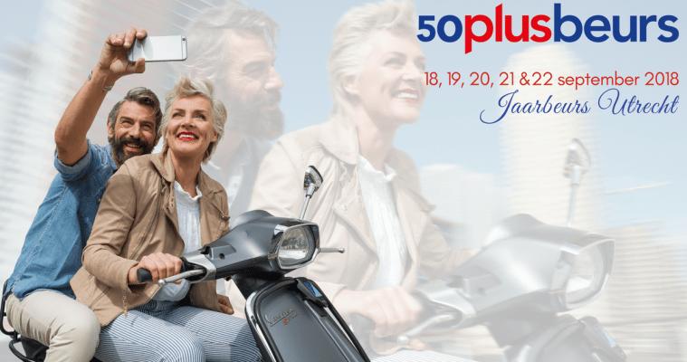 Winnen: twee gratis toegangskaarten voor de 50PlusBeurs in Utrecht