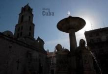 Fuente de la Plaza San Francisco de Asis, el 31 de Enero de 2011, La Habana, Cuba. Foto: Calixto N. Llanes/Juventud Rebelde (CUBA)