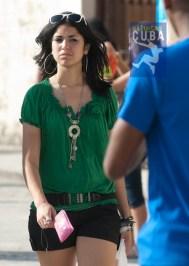 Verdad que son bellas las cubanas, el 17 de Febrero de 2012, La Habana. FOTO: Calixto N. Llanes (CUBA)