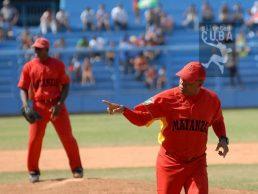 Victor Mesa intentará a puro coraje colar a Matanzas en la final. FOTO: Calixto N. Llanes/Juventud Rebelde (CUBA)