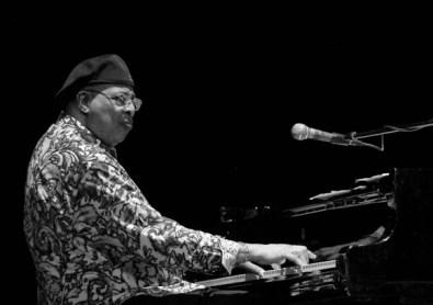 El maestro Chucho Valdés acompañado de su Quinteto inauguran el Festival Internacional Jazz Plaza 2012, el jueves 20 de diciembre de 2012, La Habana. FOTO: Calixto N. Llanes (CUBA)