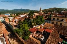 Vista panorámica de la ciudad de Trinidad. FOTO de Calixto N. Llanes (CUBA)