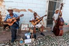 Músicos de Trinidad. FOTO de Calixto N. Llanes (CUBA)