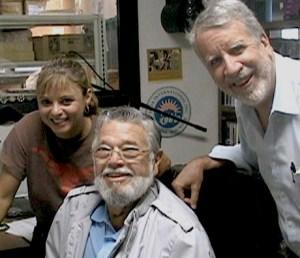 Katherine Sandusky, Jose Silva Jr., Ed Bernd Jr.