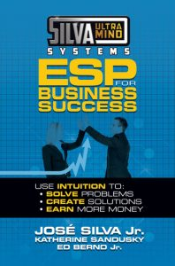 Image of Silva Ultra Mind E.S.P. for Business Success book