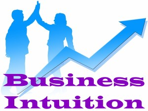 Intuition will help you success in business and career