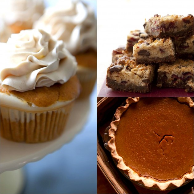 Gluten-Free Thanksgiving Desserts
