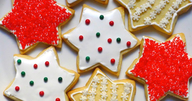 Gluten-Free, Dairy-Free Holiday Cookie Party!