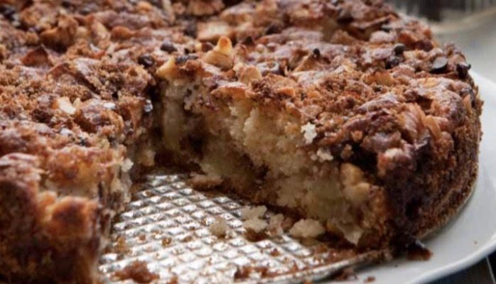 Penny's Apple–Brown Sugar Coffee Cake
