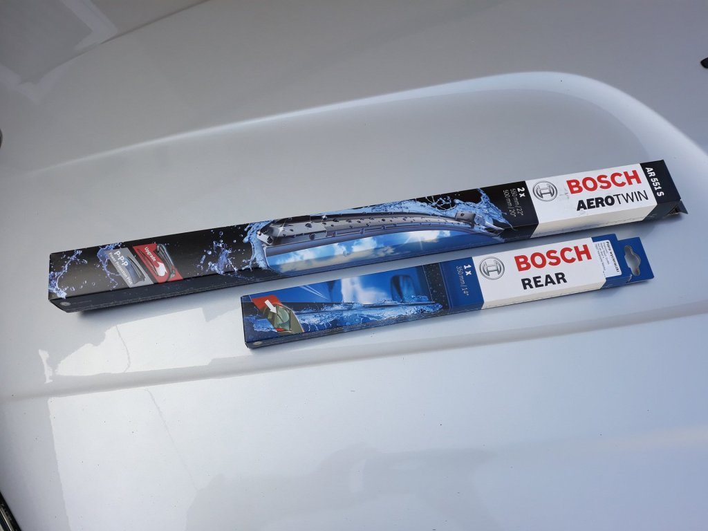 Bosch Aerotwin Upgrade