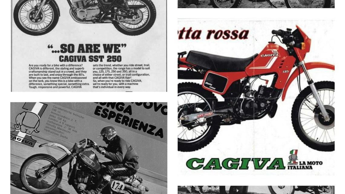 Cagiva Aletta Rossa, adolescenza e identità