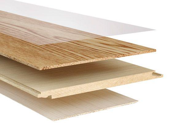 Woodcover multicmadas pisos de madera