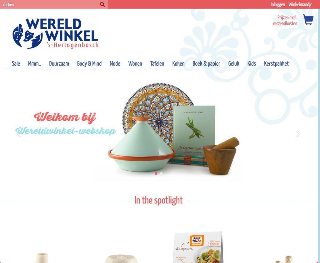 Wereldwinkel Den Bosch