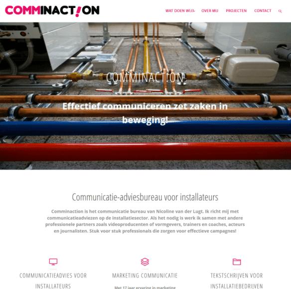 website COMMINACTION