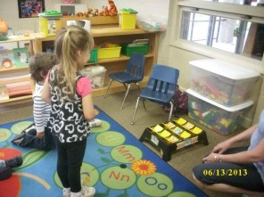 Learning games at Silveira School