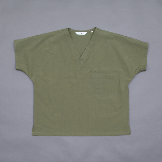 SILVER AND GOLD GENERAL MERCHANDISE V-Neck Medical Shirt