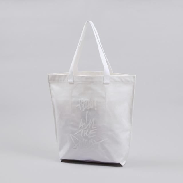 TAKAHIROMIYASHITATheSoloist. pvc shopping bag -M-.