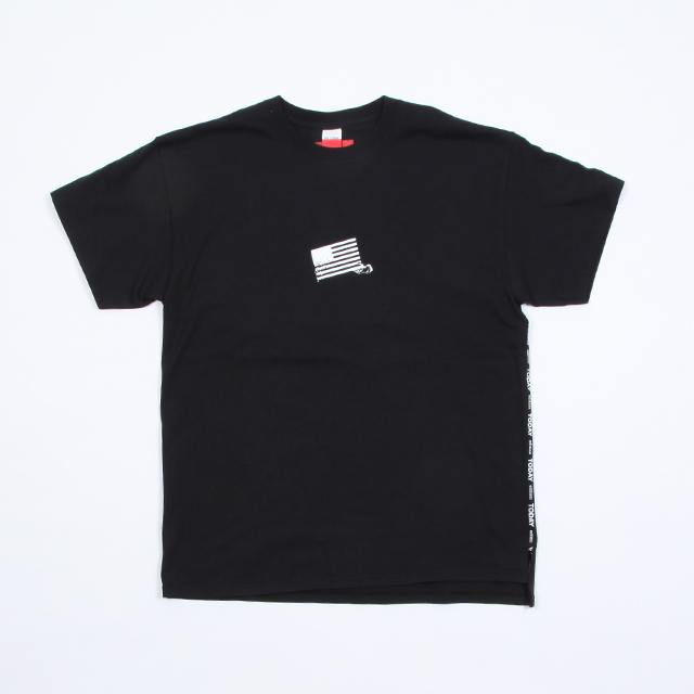 TODAY edition STAR AND STRIPE S/S TEE  [te2-07]