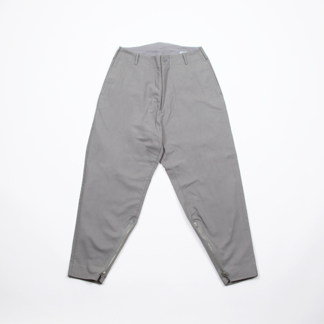 gourmetjeans MILITARY TROUSERS L.GRAY [GR-KH 002]