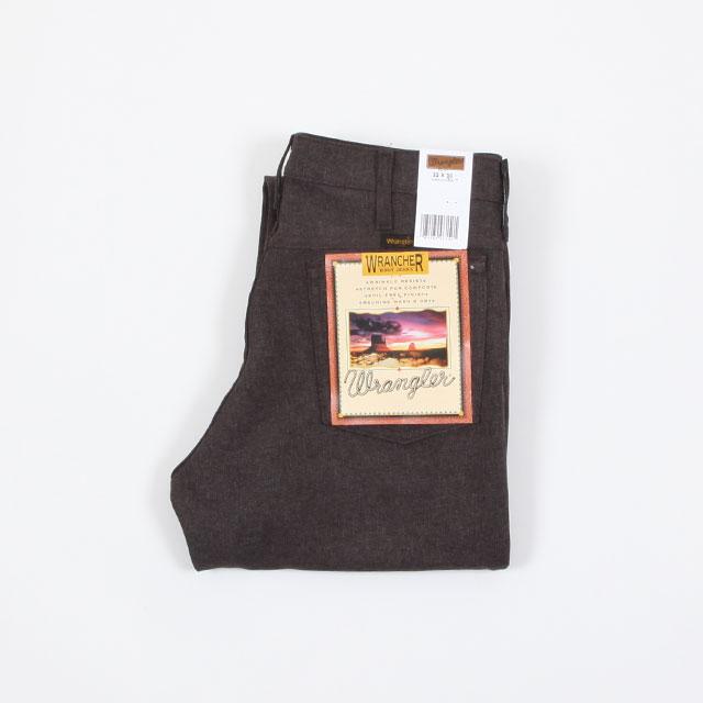 【予約販売】Wrangler WRANCHER DRESS JEANS