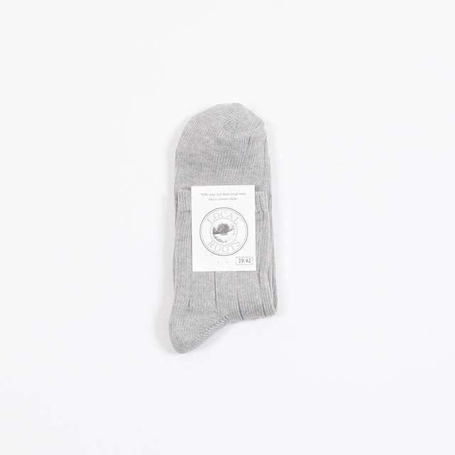 LOCAL ROOTS Cotton Short Socks