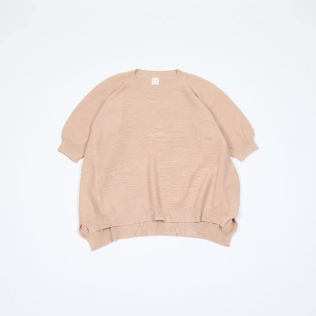 O project WIDEFIT KNIT T-SHIRT [07KTS1]