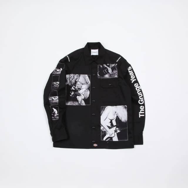 TAKAHIROMIYASHITATheSoloIst. work shirt. black [sds.0001]
