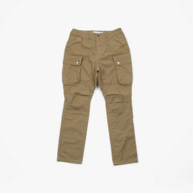 nonnative COMMANDER 6P TROUSERS RELAXED FIT COTTON RIPSTOP [NN-P3527]