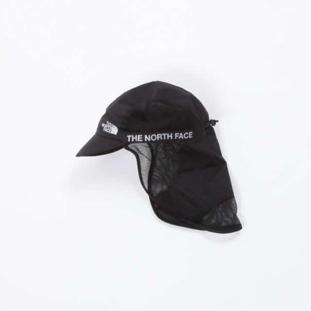 THE NORTH FACE Run Shield Cap K Black [NN01975]