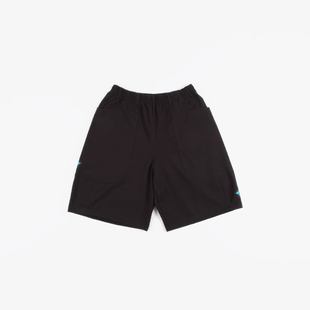 VERVE CAGI SHORTS BLACK