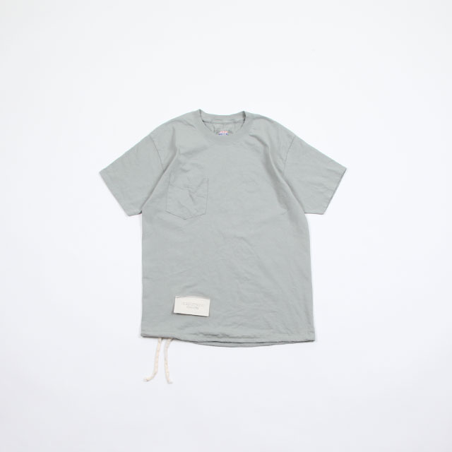 HESTRADA Gee-Wiz S/S SWITCH with POCKET TEE W/ATHLETIC SHOE LACE